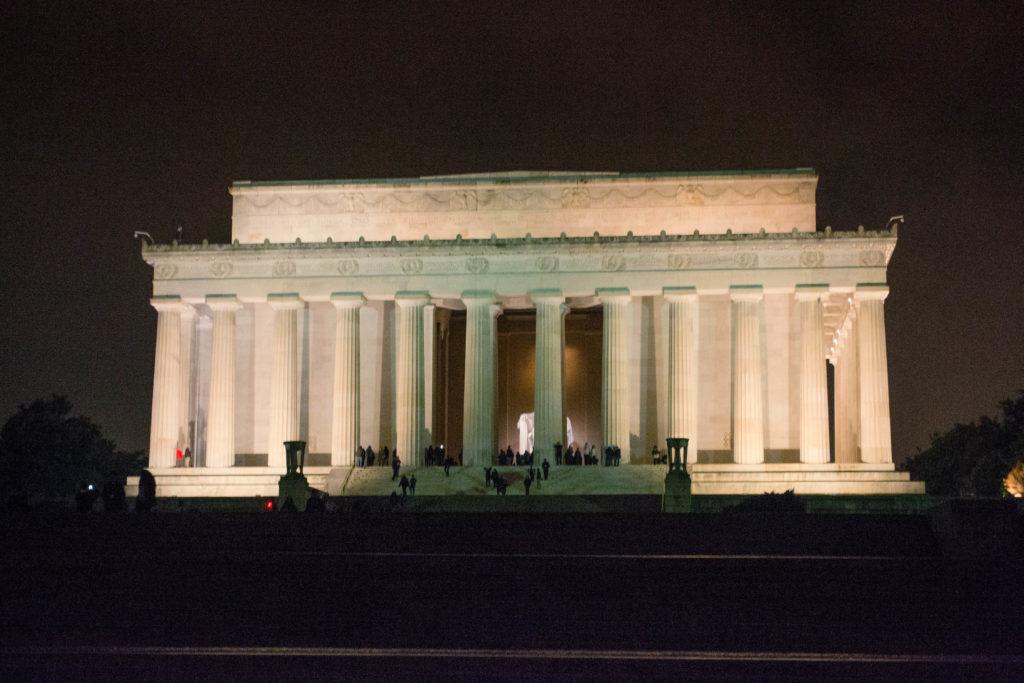 Lincoln Memorial- DC