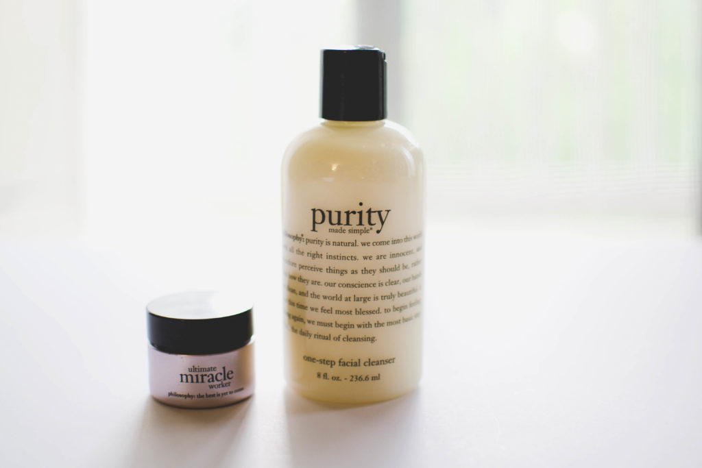 Philosophy Purity Face Wash