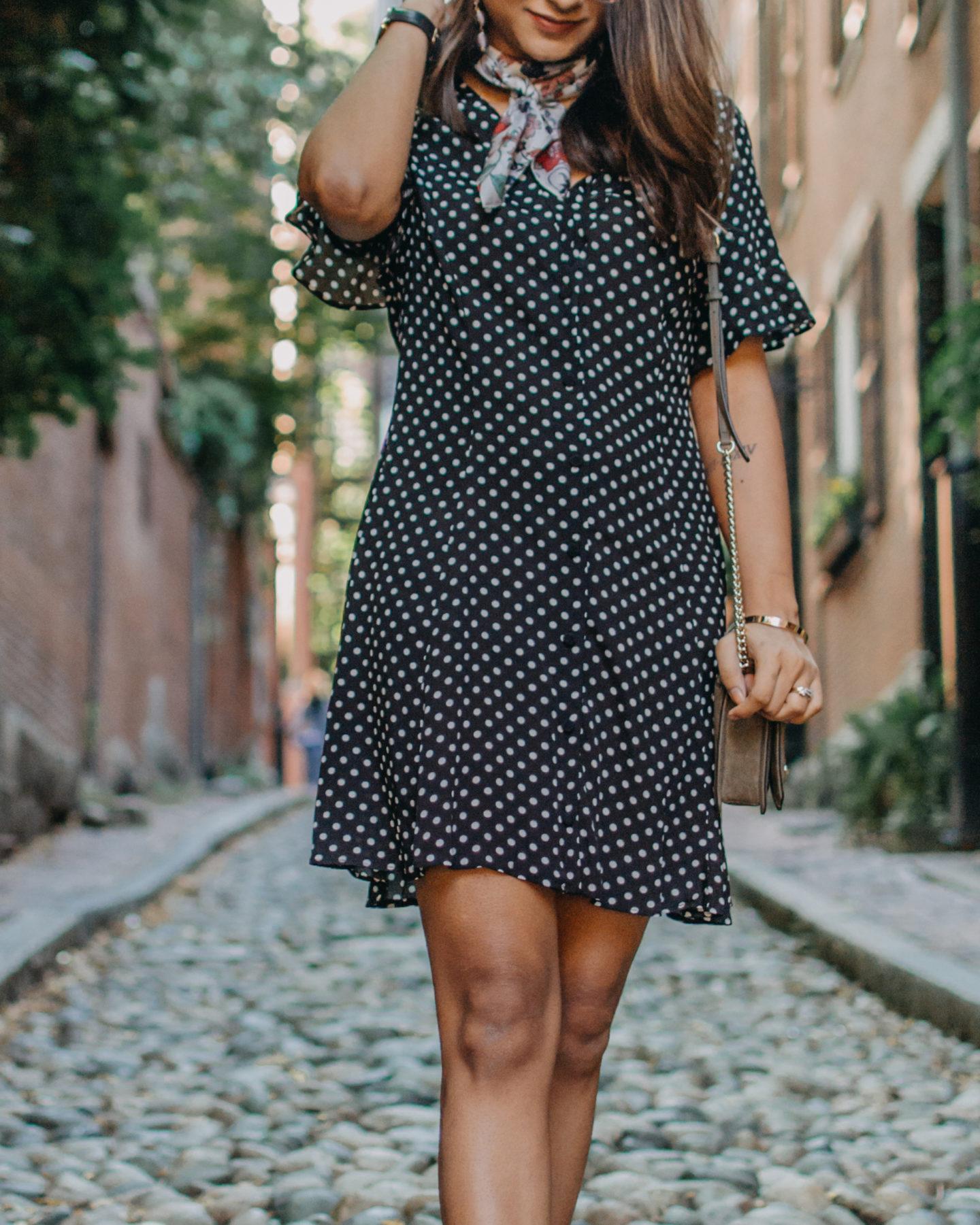 Polka Dots & Pretty Streets